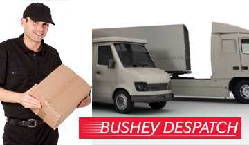 Sameday Couriers Watford - Bushey Despatch